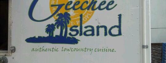 Geechee Island Food Truck is one of The 101 Best Food Trucks in America.