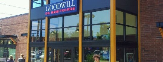 Goodwill is one of Pacific Northwest.