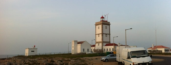 Cabo Carvoeiro is one of Faros.
