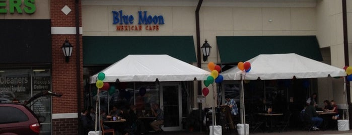 Blue Moon Mexican Cafe is one of Jeffさんのお気に入りスポット.