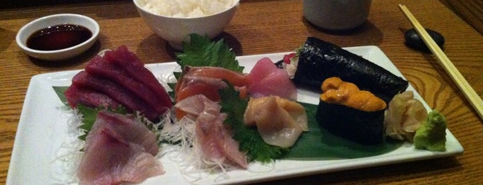 Nobu is one of New York Eats.