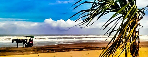 Pantai Parangtritis is one of Destination In Indonesia.