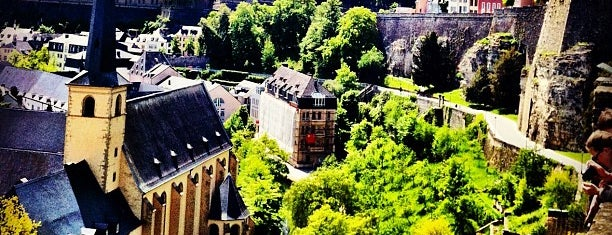 Luxemburgo is one of Lugares favoritos de Alan.