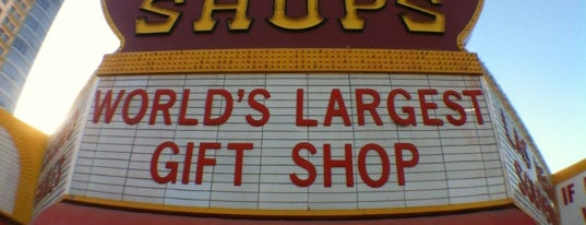 Bonanza Gift & Souvenir (World's Largest Gift Shop) is one of Vegas Bound Bitches 13'.