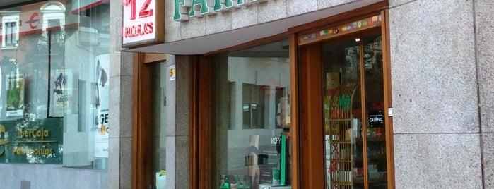 Farmacias Madrid - Chamberí