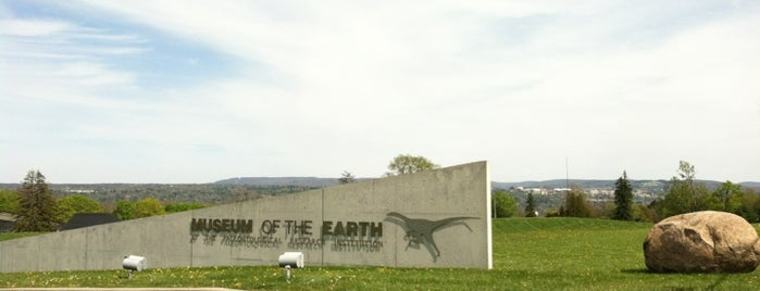 Museum of the Earth is one of Fingerlakes Transport an Tour Service.