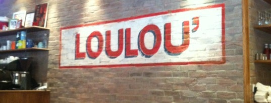 Loulou' Friendly Diner is one of Restos a tester.
