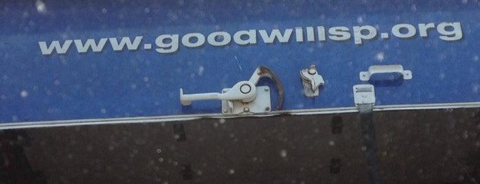 Goodwill is one of Posti salvati di Anna.