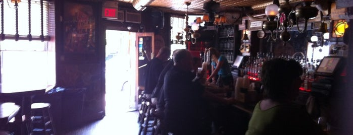 The Horse You Came In On Saloon is one of South & SW Old-Timey Bars, Cafes, and Restaurants.