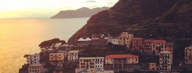 Riomaggiore is one of The Bucket List.