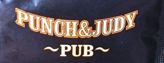 Панч & Джуди is one of Британские заведения.
