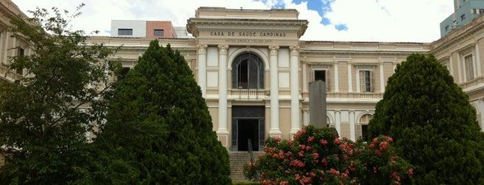 Casa de Saúde Campinas is one of Turismo em Campinas.