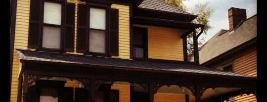 Martin Luther King Jr. Birth Home is one of Atlanta.