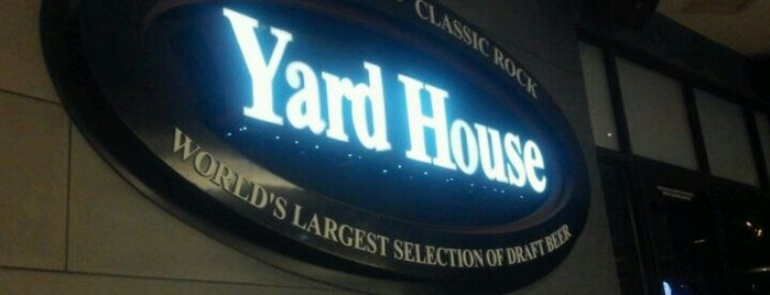 Yard House is one of Scottsdale.