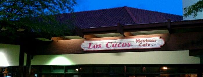 Los Cucos Mexican Restaurant is one of Gannon 님이 좋아한 장소.