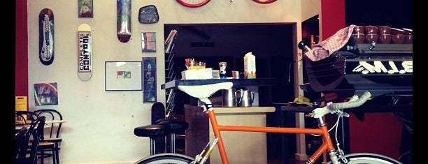 Caffènation is one of Slow/Filter coffee bars.