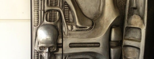 Giger Bar is one of #VirtualUS.