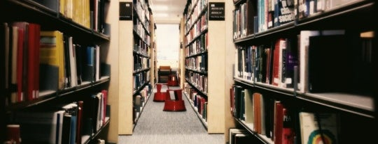 University of Warwick Library is one of Study Spaces.