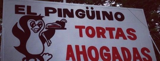 Tortas Ahogadas El Pingüino is one of Guadalajara.