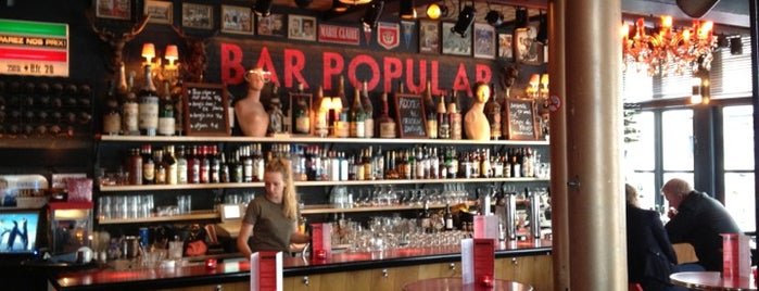 Bar Popular is one of To Drink.