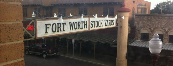 Stockyards Hotel is one of Family Fun @home.