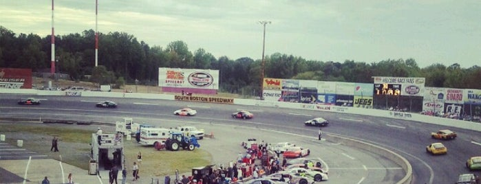 South Boston Speedway is one of Bucket List for Gearheads.