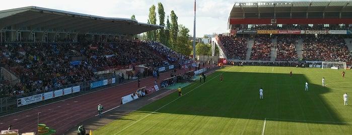 Stade Gaston Gérard is one of Part 1~International Sporting Venues....