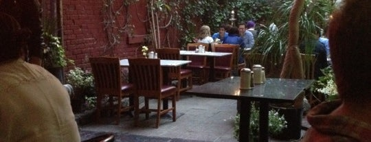 The Cloister Cafe is one of Eat or drink outdoors.