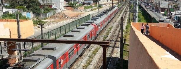 Estação Ferraz de Vasconcelos (CPTM) is one of Estações e Terminais.