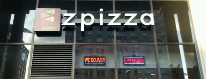 zpizza is one of Outdoor Seating in Downtown Raleigh.