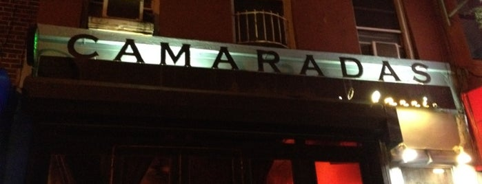 Camaradas El Barrio is one of Harlem.