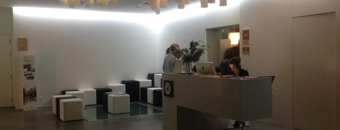 Design & Wine Hotel is one of Design Hotels.