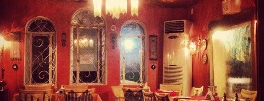 Kib's Cozinha Árabe is one of Lugares favoritos de Fernando.