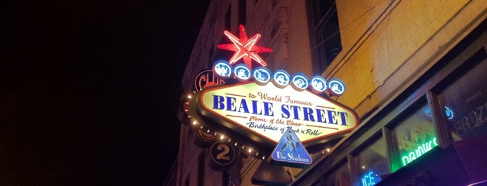 World Famous Beale Street is one of Road Trip!.