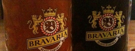 Bravaria is one of Kaunas.