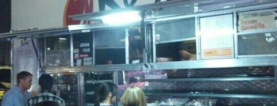 Kogi BBQ Truck is one of Food Truck Mania.