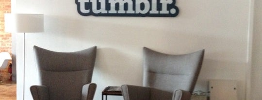 Tumblr HQ is one of NYC Tech.