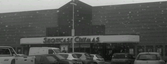 Showcase Cinemas is one of Cines a los que fuí.