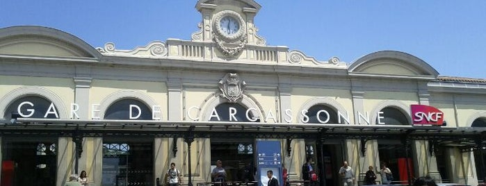Gare SNCF de Carcassonne is one of Carcassonne 2021.