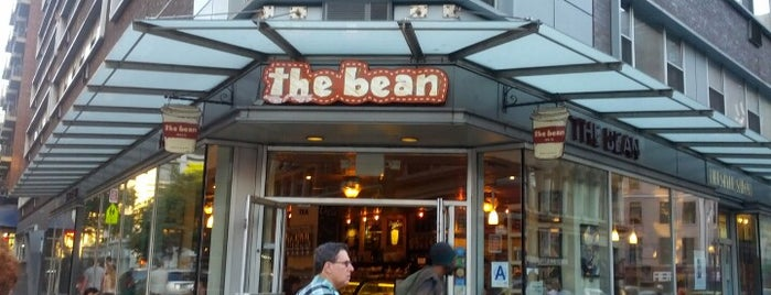 The Bean is one of CUPS App.