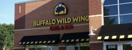 Buffalo Wild Wings is one of Chip.