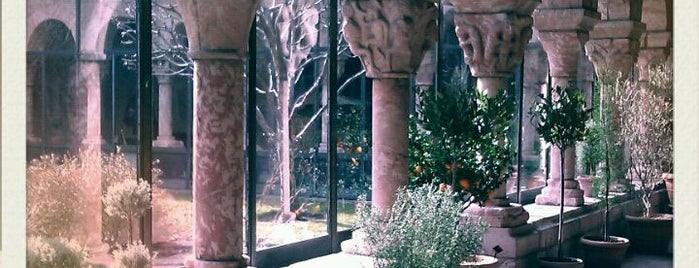 The Cloisters is one of NY To Do.