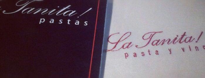 La Tanita! Pastas is one of Must-visit Food in Quilmes.