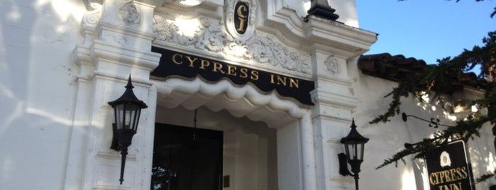 Cypress Inn is one of Interesting....