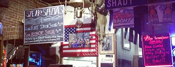 Shady Jack's Saloon is one of St. Louis.