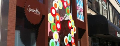 Sprinkles Cupcakes is one of GF.