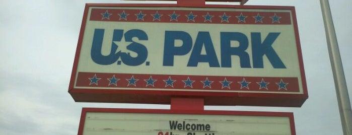 U.S. Park is one of Kayla 님이 좋아한 장소.