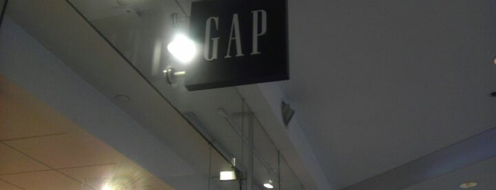 GAP is one of The Seven Ten Split Bagde.