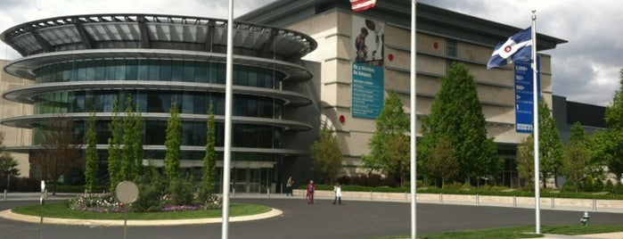 Indianapolis Museum of Art (IMA) is one of StorefrontSticker City Guides: Indianapolis.