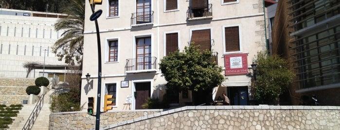 La Odisea is one of Malaga to do.